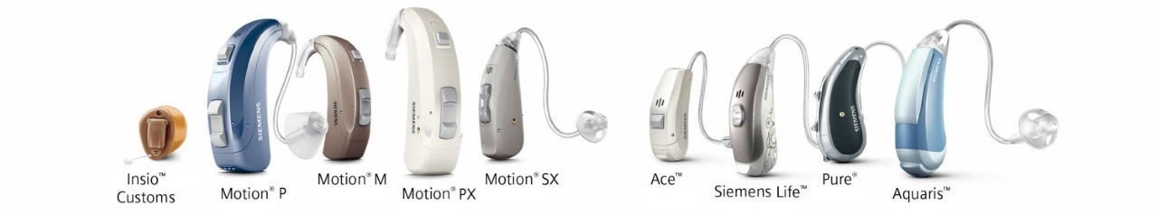 Siemens Hearing Devices Family Hearing Services